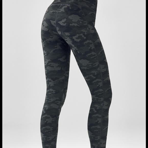 Fabletics Pants - Camouflage Fabletics full length leggings